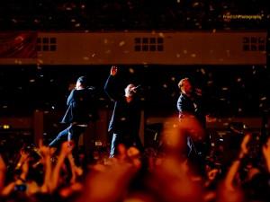Die Fantastischen Vier, Fanta4, Fanta 4, Frankfurt, Festhalle, Konzert, Live, Konzertfotografie, Smud, Thomas D, Andy Y, Hausmarke, Michi Beck